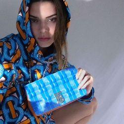 Jendall Jenner protagoniza la nueva campaña de Burberry