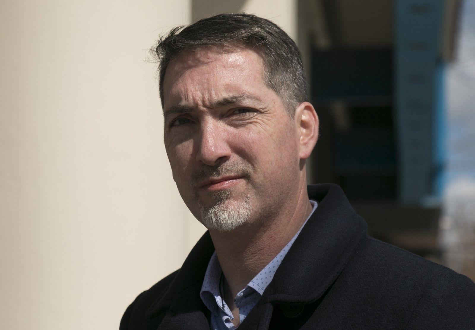 Guillermo Berra, ex titular de Asuntos Internos