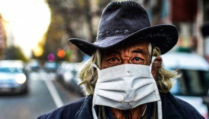 Ciudadanos del olvido, como es la cuarentena de la gente en situación de calle