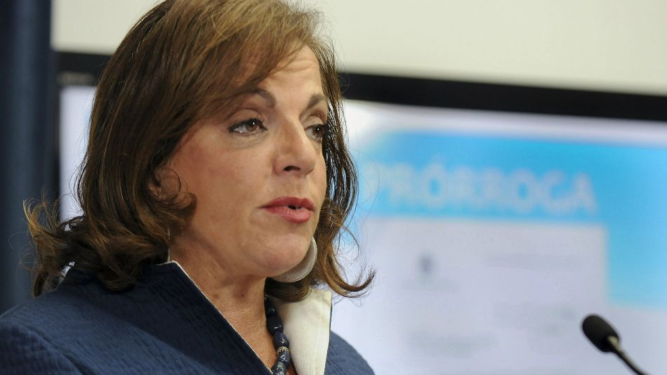 Nilda Garré, titular del CEEPADE.