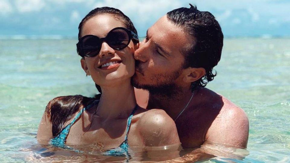 El mensaje de amor de Diana Arnopoulos tras su casamiento con Pico Mónaco