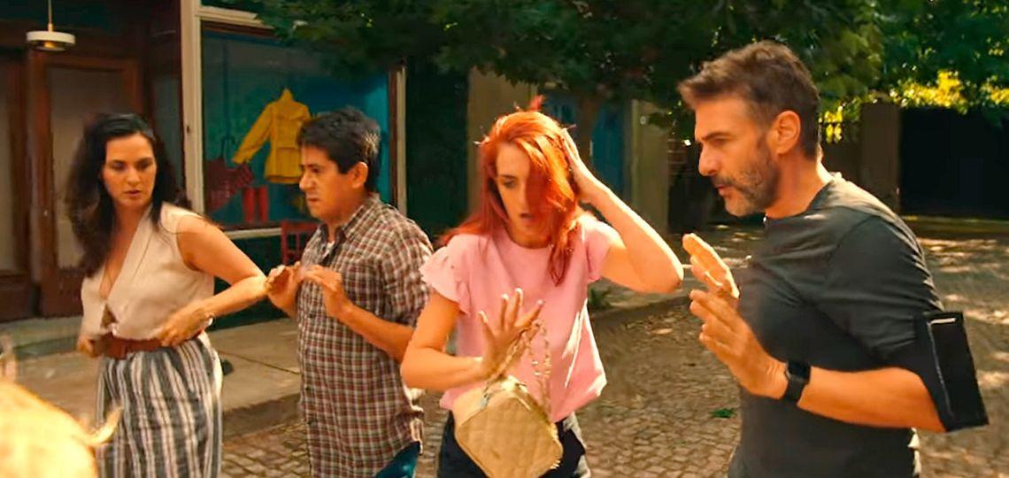 """El """"perreo"""" argentino en el nuevo video de René"""