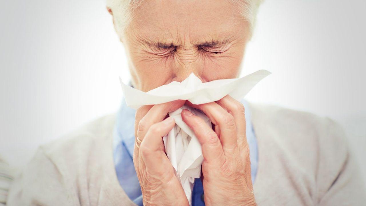 Alérgica | Foto:Cedoc