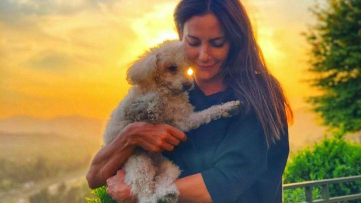 La profunda tristeza de Luciana Aymar tras perder a su mascota