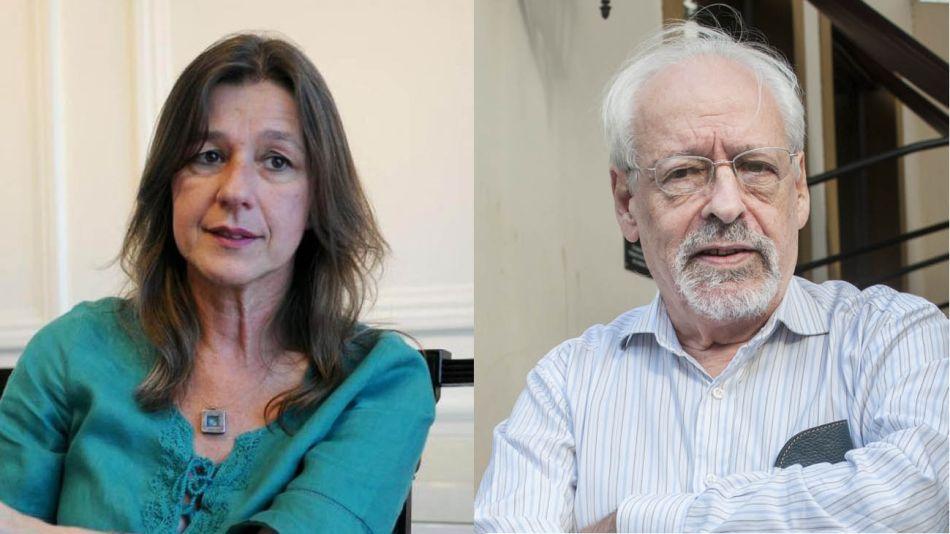 Sabina Frederic y Horacio Verbitsky 20200703