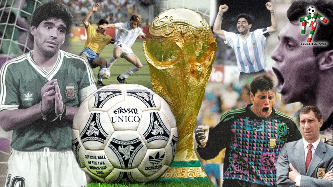 Diego's impossibly swollen ankle, Goycochea the hero, Maradona and Caniggia destroying  Brazil, Naples in rebellion – Italia 90's memorable storylines ensure that it's still remembered 30 years on, especially in Argentina.