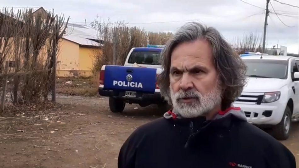 Carlos Narvarte, juez de El Calafate