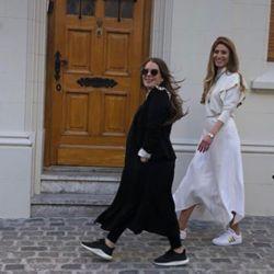 Melanie y Sol, asesoras de moda. | Foto:Instagram