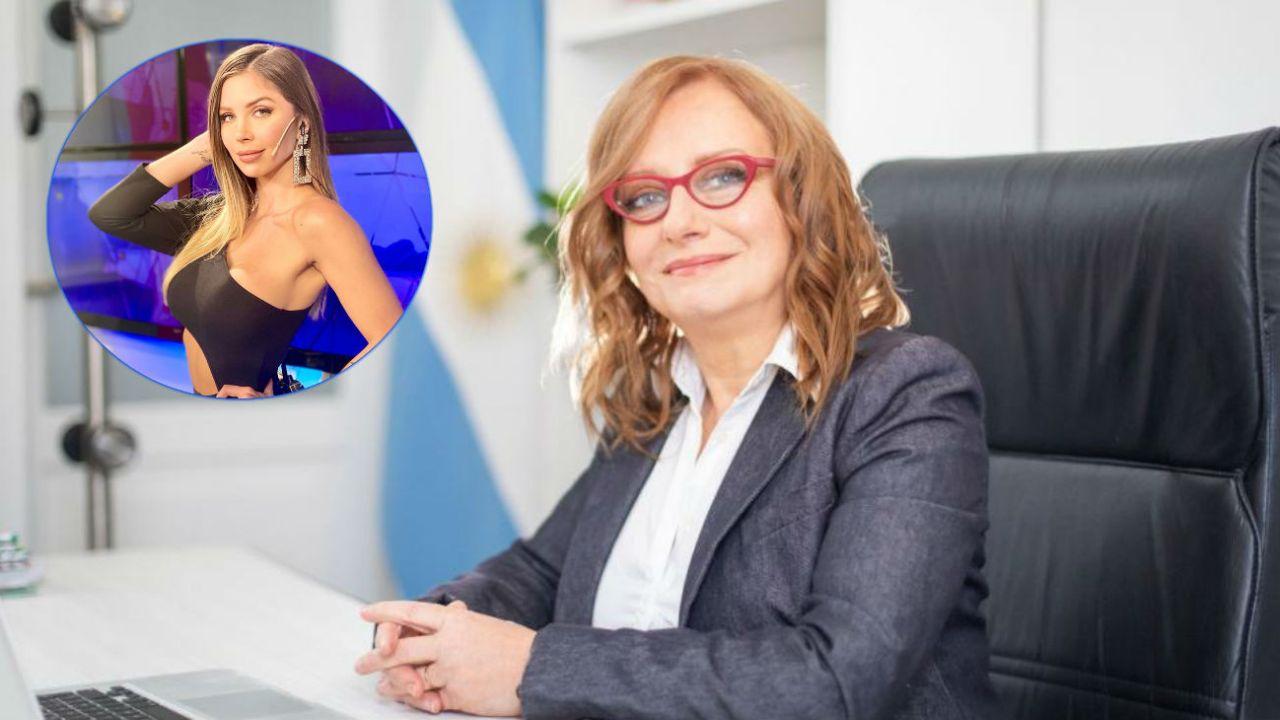 Miriam Lewin habló de la polémica con Romina Malaspina
