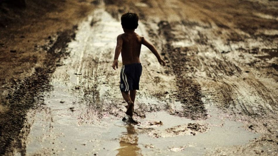 Pobreza e infancia
