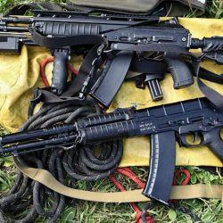 Así será el A-545 que competirá contra el Kalashnikov en las tropas del mismo país.