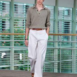 Hermès PFW: colección masculina