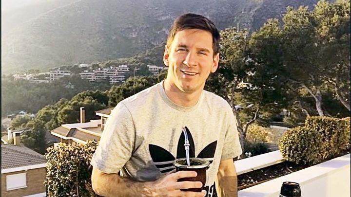 Lionel Messi mostró su fastuosa mansión de 6 millones de Euros