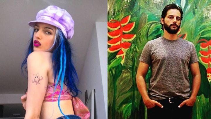 Naomi Preizler dio un dato polémico sobre su relación con Joaquín Furriel