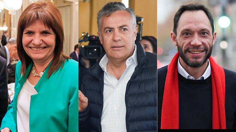 Patricia Bullrich, Alfredo Cornejo Maxi Ferraro 20200706