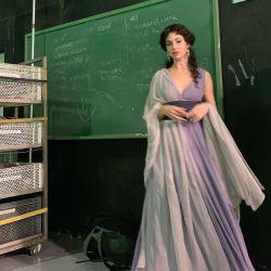 El look de Úrsula Corberó como una diosa griega