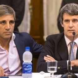 Luis Caputo y Alfonso Prat-Gay | Foto:Luis Caputo y Alfonso Prat-Gay