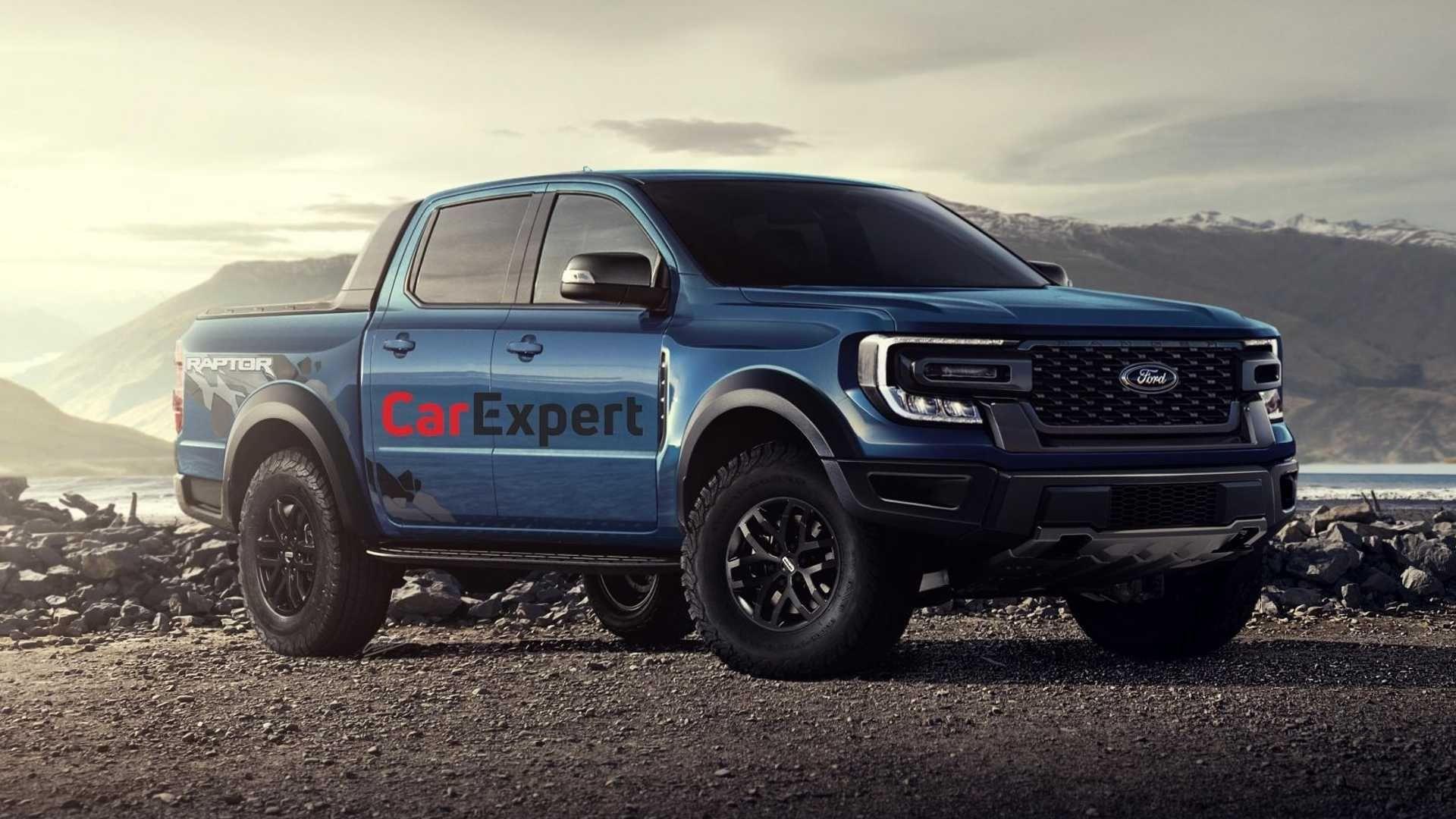 Parabrisas Nueva Ford Ranger Raptor La Pick Up Mediana Mas Potente De La Argentina