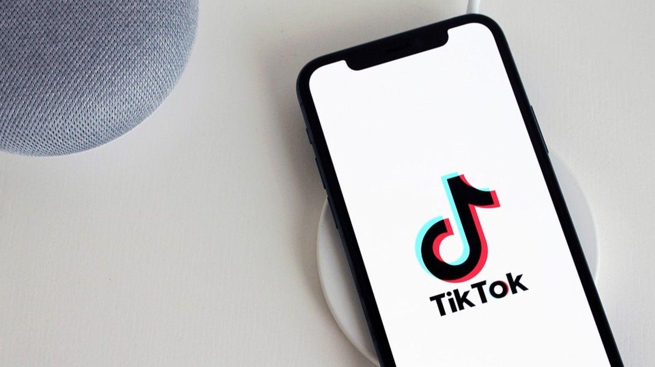 Aplicación TikTok