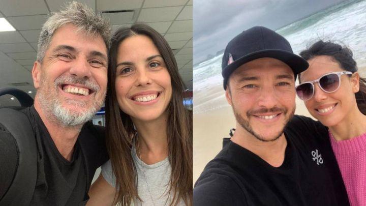 """El """"Chato"""" Prada será abuelo: Florencia Prada espera su primer hijo"""