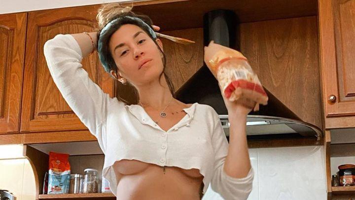Jimena Barón incendió las redes sociales con una provocativa foto