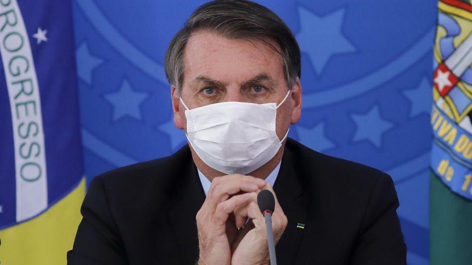 Bolsonaro sigue una estratagia de alineamiento con los EE.UU. 20200707