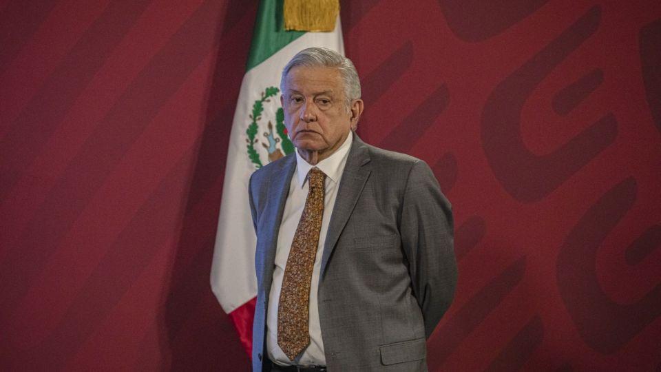 President Andres Manuel Lopez Obrador Holds Daily Press Briefing