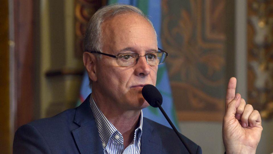 Daniel Gollan, ministro de la Provincia de Buenos Aires.