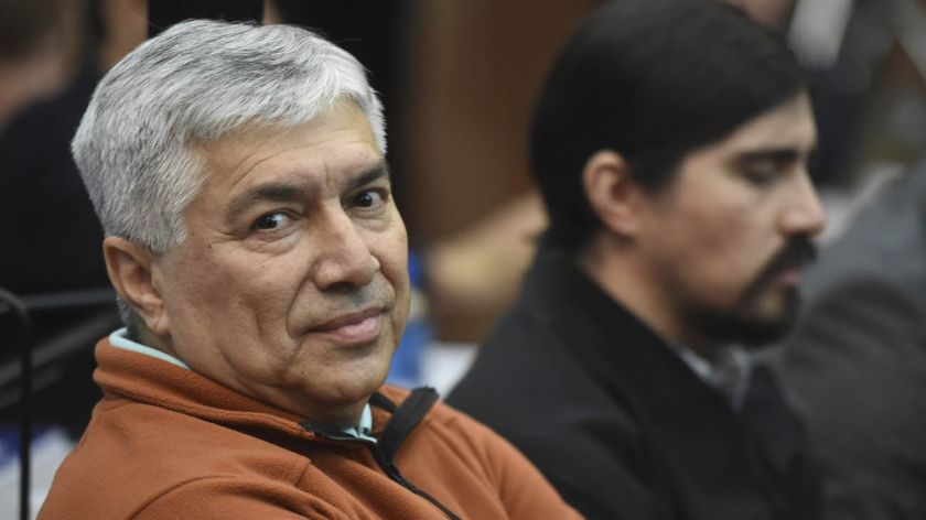 Un fallo judicial deja a Lázaro Báez cerca de recuperar la libertad