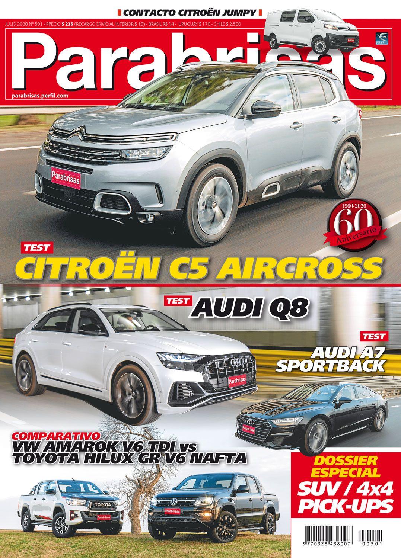 ¡Ya salió revista Parabrisas de julio!