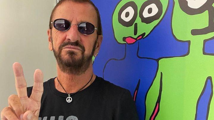 Ringo Starr celebra sus 80 años con una banda argentina