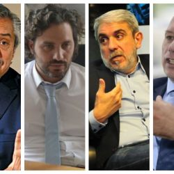 Debates sobre la comunicación del Gobierno | Foto:Cedoc