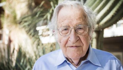 Noam Chomsky, preocupado con una tendencia cada vez más fuerte.