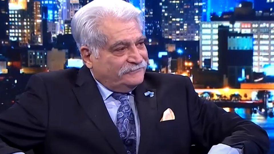 El escritor y periodistaJorge Asís