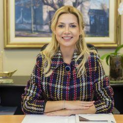 El look de Fabiola Yáñez