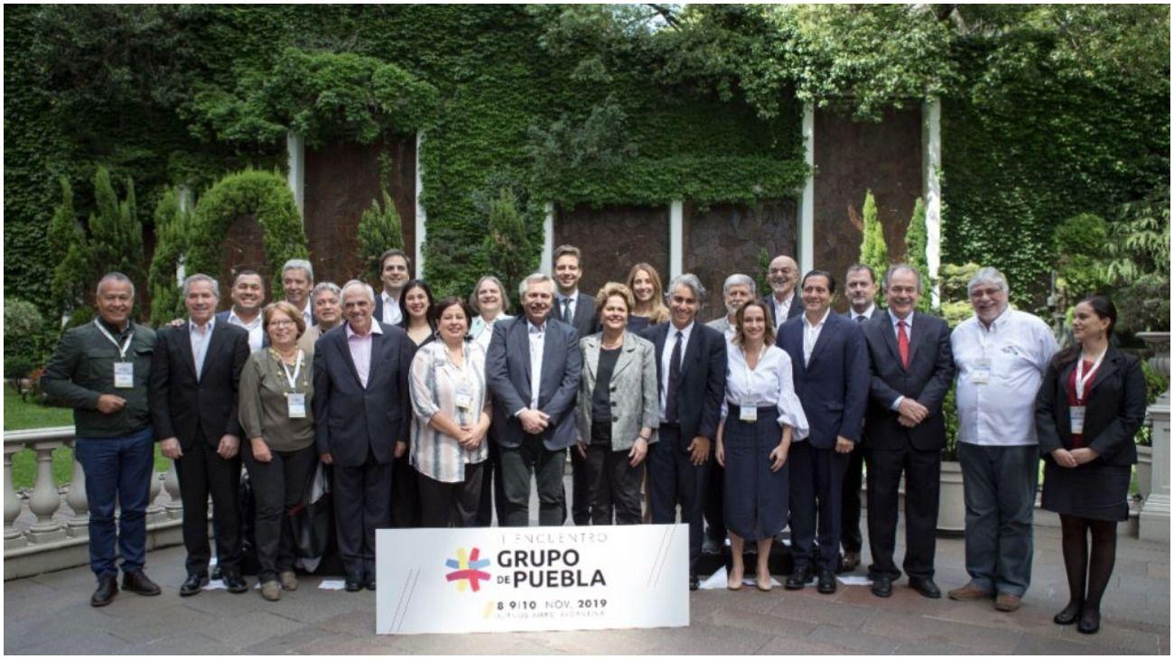 Un año del Grupo de Puebla: piden estados más fuertes e integrados para la postpandemia