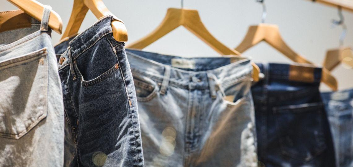 Jean: conocé la colección de prendas que se transforman en otras