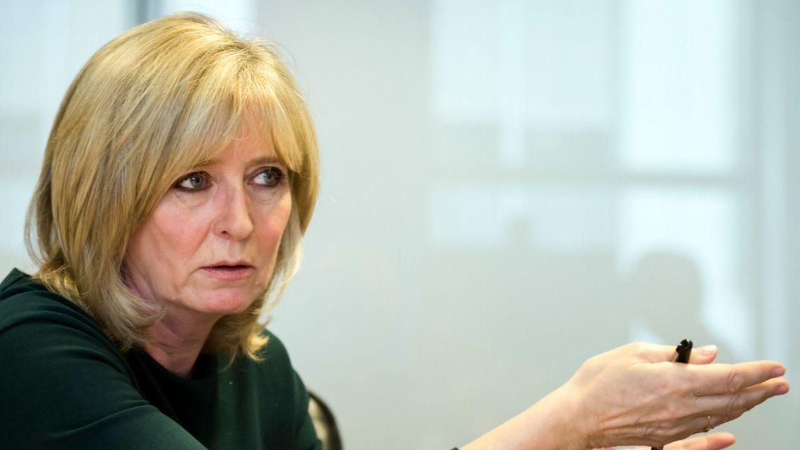 EU Ombudsman Emily O'Reilly.