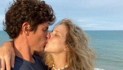 Con una anécdota inesperada Carla Peterson recordó de su historia de amor con Martín Lousteau
