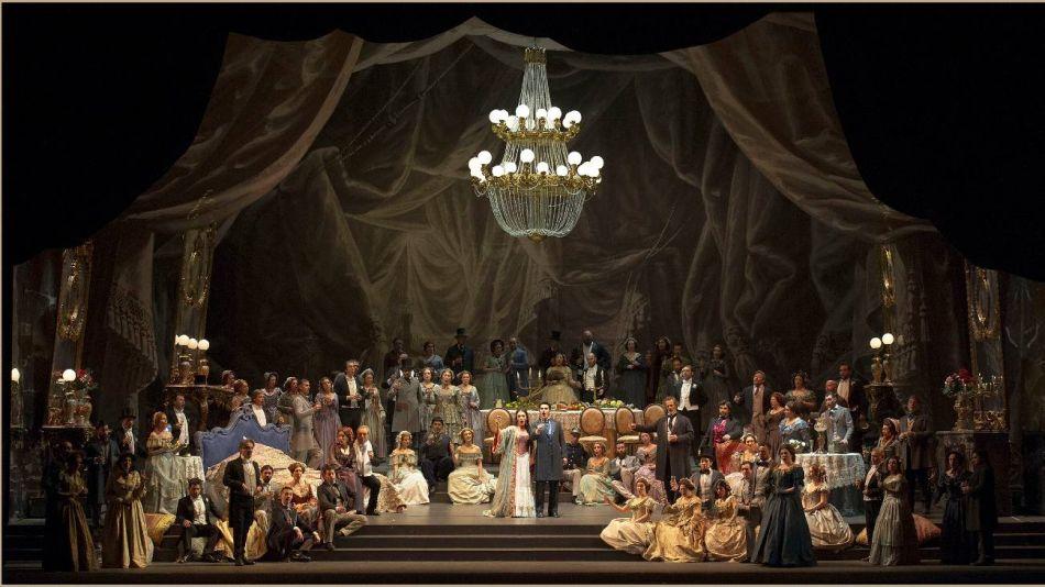Teatro Colón, La traviata