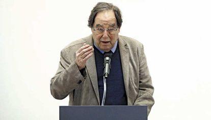 """Francesc de Carreras. El periodismo militante """"se mueve en el mundo de la fe y las creencias""""."""