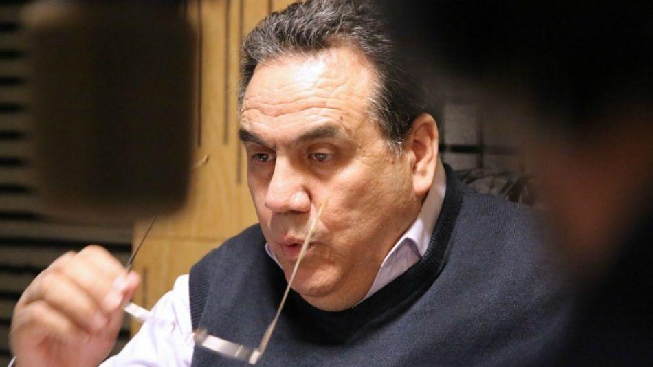 Carlos Muriete, abogado de los hermanos Zaeta, detenidos por el crimen de Fabián Gutiérrez.