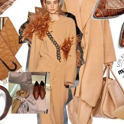 Tendencia moda Tostado