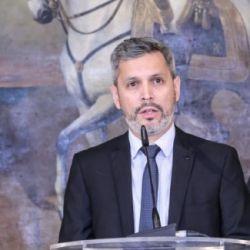Humberto Colman, viceministro de Economía de Paraguay | Foto:Humberto Colman, viceministro de Economía de Paraguay