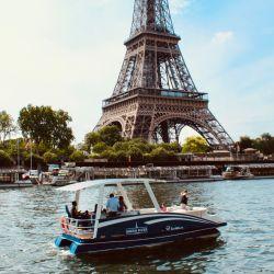 Nueva normalidad en París