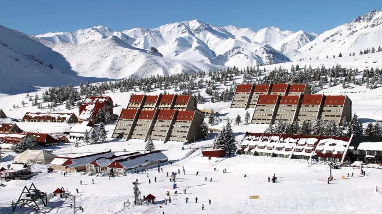 El Complejo Las Leñas, en Mendoza, permanecerá cerrado este invierno.