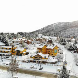 El Complejo Cerro Catedral registró una de las mayores nevadas históricas.
