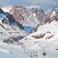 La Hoya, en Chubut, es uno de los pocos centros de esquí que mantiene las esperanzas de recibir al turismo local.