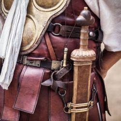 Estas eran las armas favoritas de los legionarios romanos.