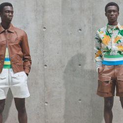 La nueva colección masculina de Dior